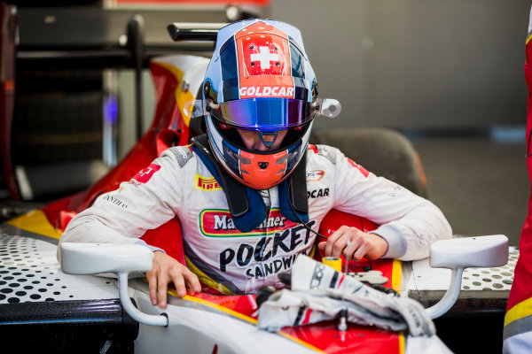 2017 FIA Formula 2 Round 7. Hungaroring, Budapest, Hungary. Saturday 29 July 2017. Ralph Boschung (SUI, Campos Racing).  Photo: Zak Mauger/FIA Formula 2. ref: Digital Image _54I3264