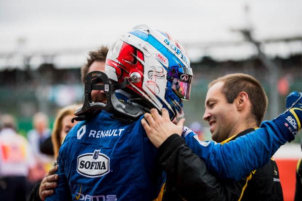 2017 FIA Formula 2 Round 6. Silverstone, Northamptonshire, UK. Sunday 16 July 2017. Nicholas Latifi (CAN, DAMS).  Photo: Zak Mauger/FIA Formula 2. ref: Digital Image _56I0677
