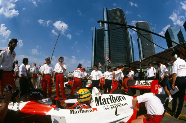 Detroit, Michigan, U.S A.