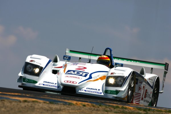 July 15 - 17, 2005, Sears Point, CA, USAFrank Biela in the Champion Audi Copyright 2005, Richard Dole, USA LAT Photographic