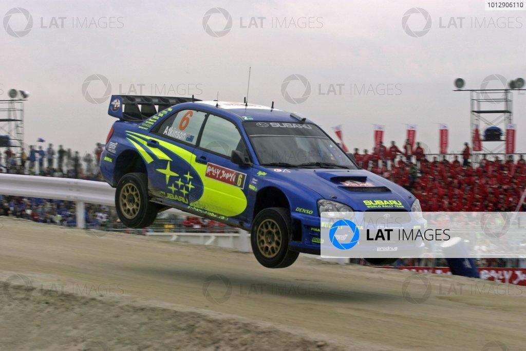 2005 FIA World Rally Champs. Round thirteen,