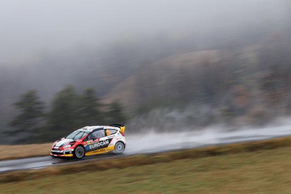 2014 World Rally Championship Monte Carlo Rally 13th - 19th January 2014 Jaroslav Melicharek, Ford, action  Worldwide Copyright: McKlein/LAT