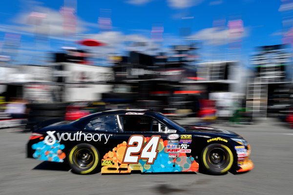 NASCAR XFINITY Series Use Your Melon Drive Sober 200 Dover International Speedway, Dover, DE USA Friday 29 September 2017 Corey LaJoie, youtheory Toyota Camry World Copyright: Logan Whitton LAT Images