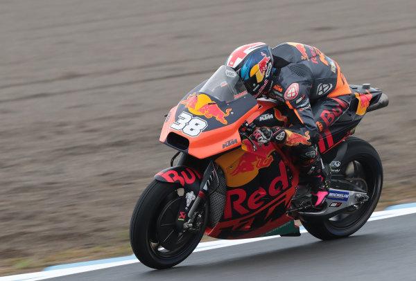 2017 MotoGP Championship - Round 15 Motegi, Japan. Saturday 14 October 2017 Bradley Smith, Red Bull KTM Factory Racing World Copyright: Gold and Goose / LAT Images ref: Digital Image 696910