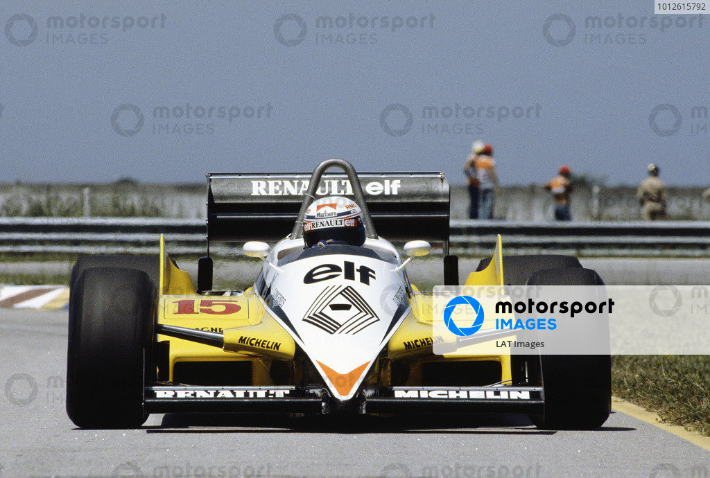 1983 Brazilian Grand Prix.