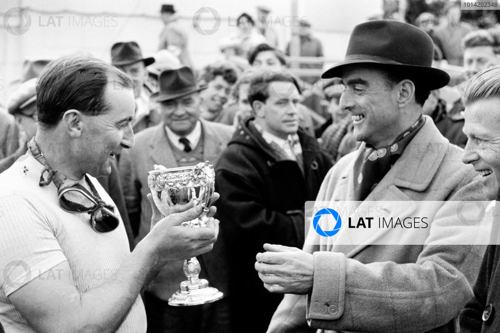 1953 Glover Trophy.