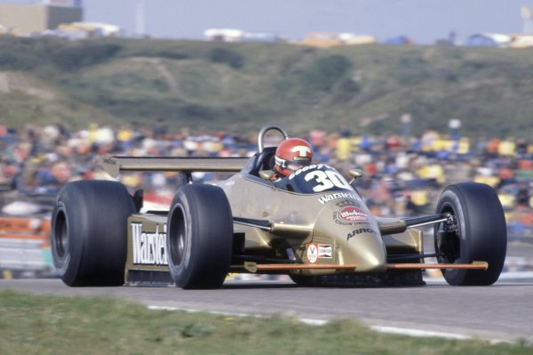 1980 Dutch Grand Prix.Zandvoort, Holland. 29-31 August 1980.Mike Thackwell (Arrows A3-Ford Cosworth), did not qualify.World Copyright: LAT PhotographicRef: 35mm transparency 80HOL03