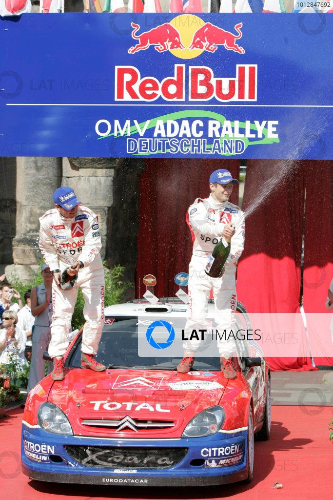 2004 FIA World Rally Champs. Round ten,