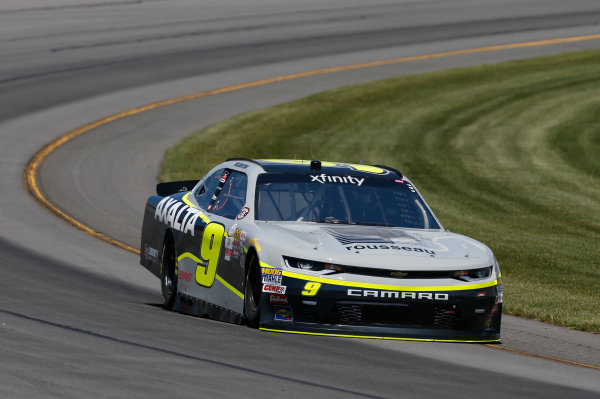 NASCAR XFINITY Series Pocono Green 250 Pocono Raceway, Long Pond, PA USA Friday 9 June 2017 William Byron, AXALTA / Rousseau Chevrolet Camaro World Copyright: Matthew T. Thacker LAT Images ref: Digital Image 17POC1mt1177