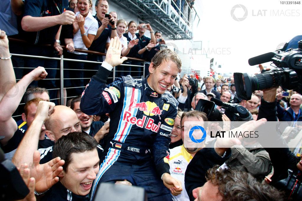 2009 British Grand Prix - Sunday