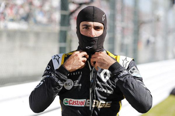 Carlos Sainz Jr, Renault Sport F1 Team