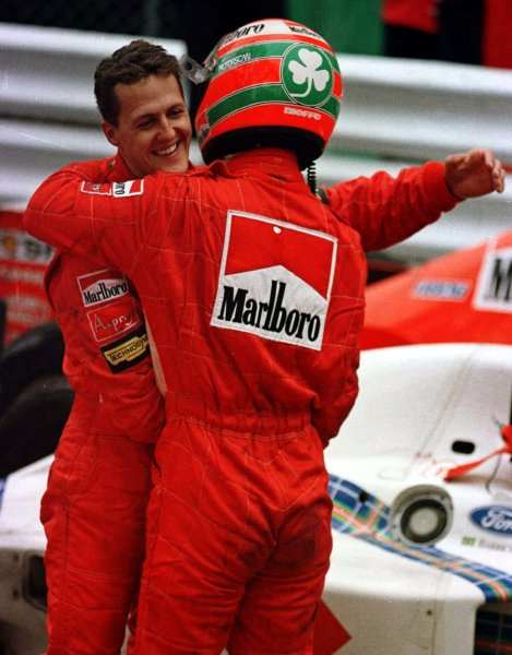1997 Monaco Grand Prix.
