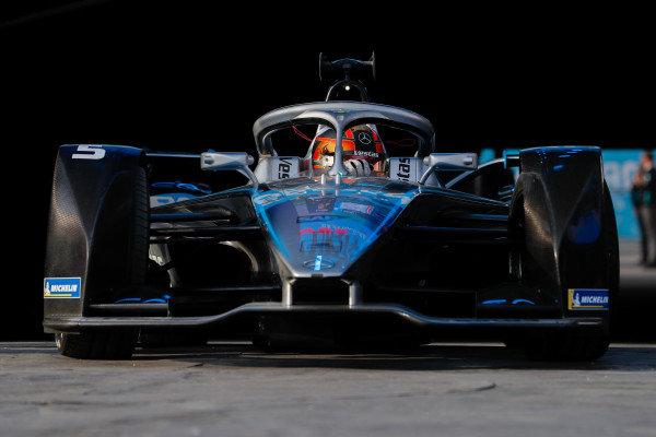 Stoffel Vandoorne (BEL), Mercedes Benz EQ Formula, EQ Silver Arrow 01, 3rd position