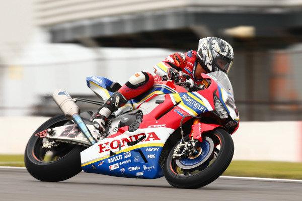 Ryuichi Kiyonari, Honda WSBK Team.