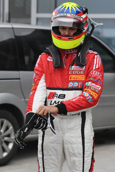 Alex Yoong (MAL) Audi R8 LMS Cup at Audi R8 LMS Cup, Rd7 and Rd8, Shanghai, China, 8-10 September 2017.
