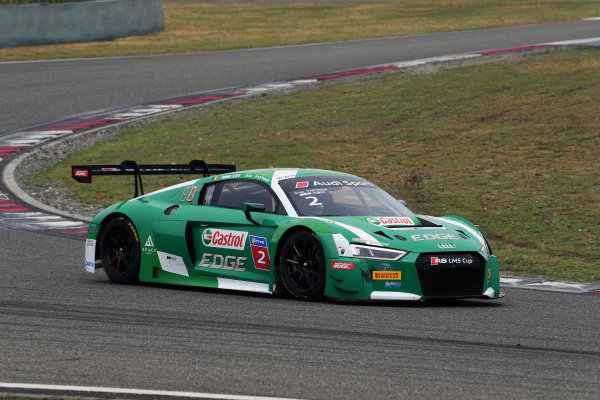 Dries Vanthoor (B) Castrol Racing Team at Audi R8 LMS Cup, Rd7 and Rd8, Shanghai, China, 8-10 September 2017.