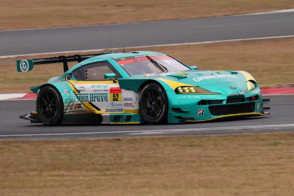 GT300 Winner Hiroki Yoshida & Kohta Kawaai ( #52 SAITAMATOYOPET GB GR Toyota Supra GT )