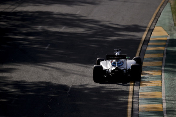 Felipe Massa (BRA) Williams FW38 at Formula One World Championship, Rd1, Australian Grand Prix, Race, Albert Park, Melbourne, Australia, Sunday 20 March 2016.