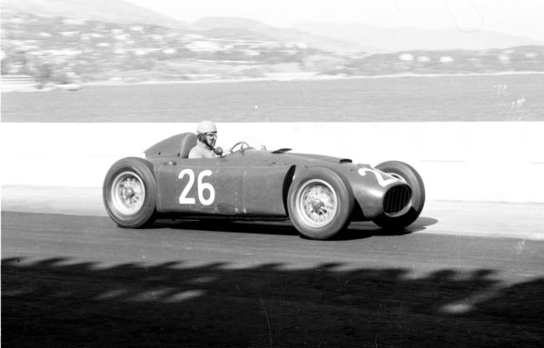 1955 Monaco Grand Prix.