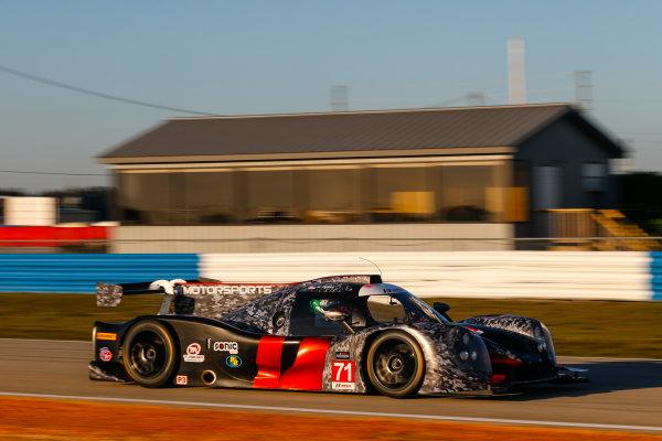 2017 IMSA Prototype Challenge Sebring International Raceway, Sebring, FL USA Wednesday 15 March 2017 71, Juan Perez, P3, Ligier JS P3 World Copyright: Jake Galstad/LAT Images ref: Digital Image lat-galstad-SIR-0317-15018