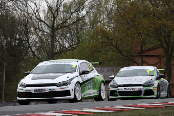 2017 Volkswagen Cup Oulton Park, 15th-17th April, 2017, Tom Witts World copyright. JEP/LAT Images