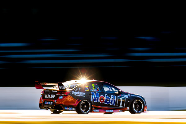 2017 Supercars Championship Round 4.  Perth SuperSprint, Barbagallo Raceway, Western Australia, Australia. Friday May 5th to Sunday May 7th 2017. Scott Pye drives the #2 Mobil 1 HSV Racing Holden Commodore VF. World Copyright: Daniel Kalisz/LAT Images Ref: Digital Image 050517_VASCR4_DKIMG_1756.JPG