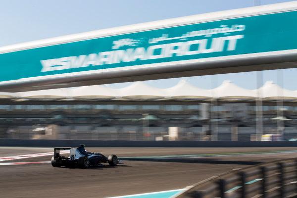 GP3 Test Abu Dhabi