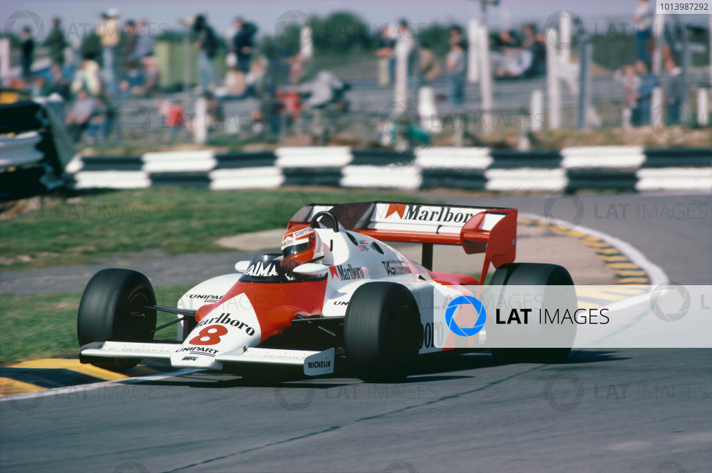 1983 European Grand Prix.