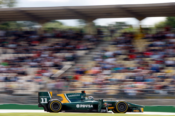 Hockenheimring, Hockenheim, Germany 22nd July 2012.