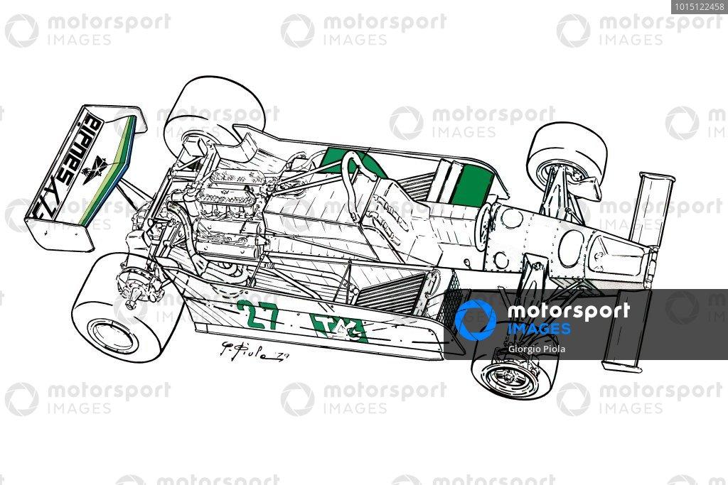 Williams FW07 1979
