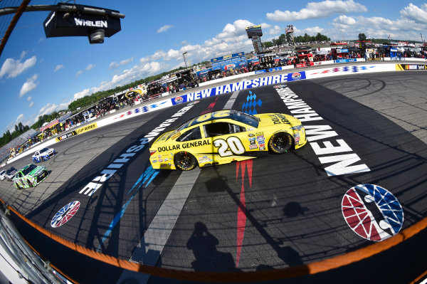 15-17 July, 2016, Loudon, New Hampshire USA Matt Kenseth, Dollar General Toyota Camry ?2015, Nigel Kinrade LAT Photo USA