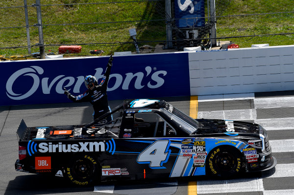 NASCAR Camping World Truck Series Overton's 150 Pocono Raceway, Long Pond, PA USA Saturday 29 July 2017 Christopher Bell, SiriusXM Toyota Tundra World Copyright: Rusty Jarrett LAT Images