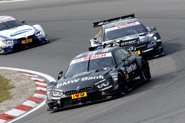 2014 DTM Championship Round 9 - Zandvoort, Netherlands. 27th - 28th September 2014 Bruno Spengler (CAN) BMW Team Schnitzer BMW M4 World Copyright: XPB Images / LAT Photographic  Ref: 3314659_HiRes.JPG