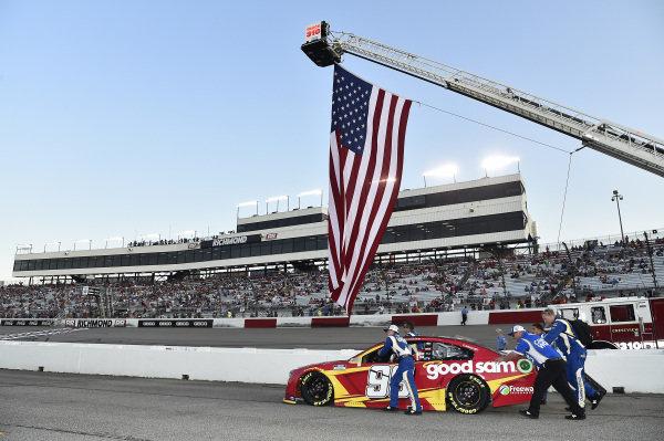 #99: Daniel Suarez, TrackHouse Racing, Chevrolet Camaro Good Sam