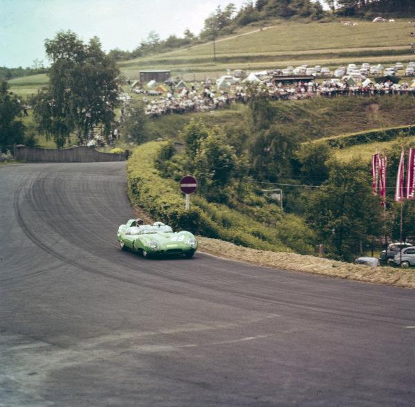 David Piper / Keith Greene, Lotus 15 Climax.