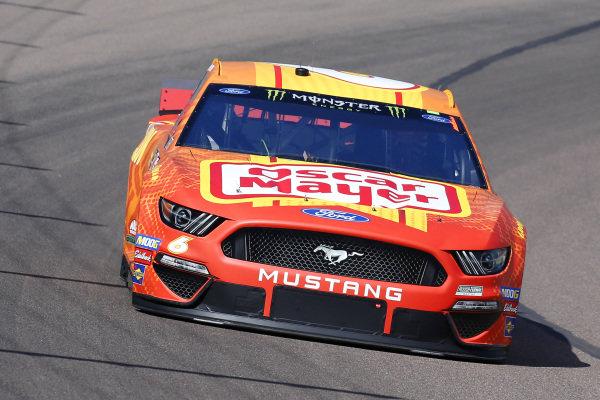 #6: Ryan Newman, Roush Fenway Racing, Ford Mustang Oscar Mayer Bacon