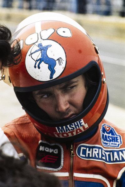 Christian Estrosi looks skeptical.