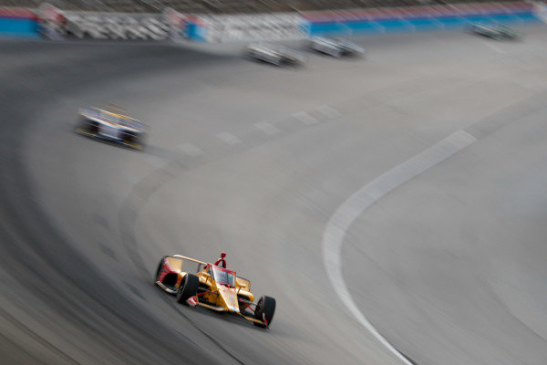Ryan Hunter-Reay, Andretti Autosport Honda Copyright: Joe Skibinski - IMS Photo