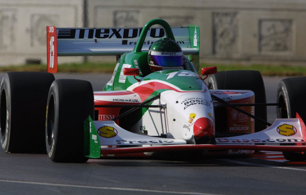 2001 Indy Lights Monterrey Mexico, 8-12 March, 2001, Fundidora Park, Monterrey, Mexico
