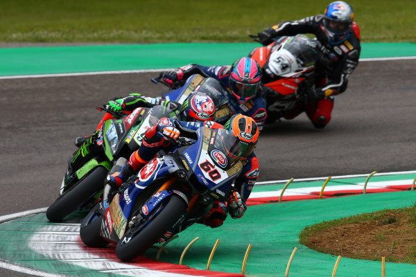 Michael van der Mark, Pata Yamaha, Leon Haslam, Kawasaki Racing Team, Alex Lowes, Pata Yamaha, Toprak Razgatlioglu, Turkish Puccetti Racing, World SBK.