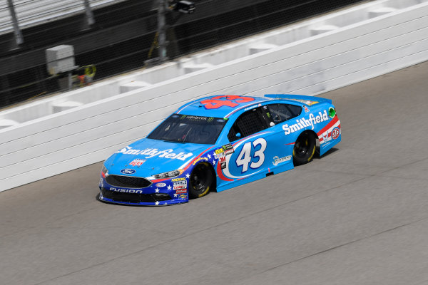 Monster Energy NASCAR Cup Series Pure Michigan 400 Michigan International Speedway, Brooklyn, MI USA Friday 11 August 2017 Aric Almirola, Richard Petty Motorsports, Smithfield Ford Fusion World Copyright: Logan Whitton LAT Images