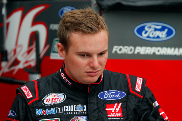 NASCAR XFINITY Series Johnsonville 180 Road America, Elkhart Lake, WI USA Saturday 26 August 2017 Cole Custer, Haas Automation Ford Mustang World Copyright: Russell LaBounty LAT Images