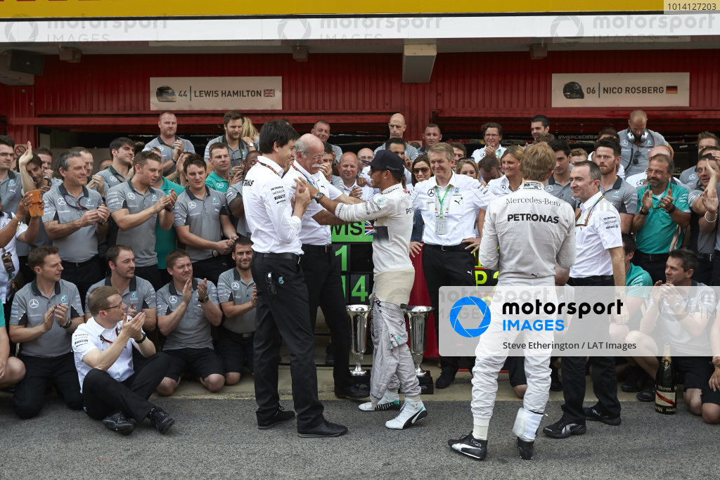 Circuit de Catalunya, Barcelona, Spain.