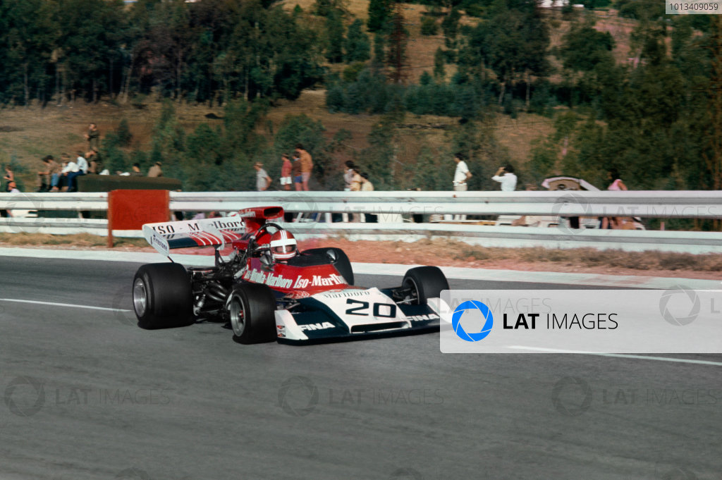 Kyalami, South Africa. 1-3 March 1973.