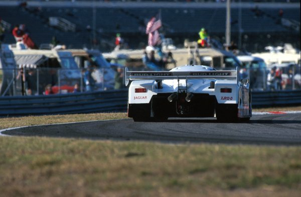 TWR Jaguar XJR-12D, 2nd place.