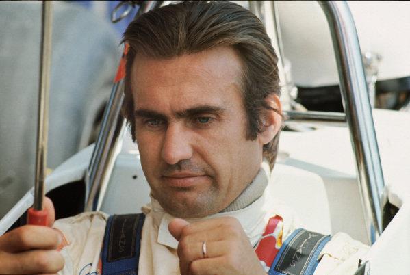 1973 Austrian Grand Prix.  Osterreichring, Austria. 17-19th August 1973.  Carlos Reutemann, Brabham BT42 Ford.  Ref: 73AUT68. World Copyright: LAT Photographic