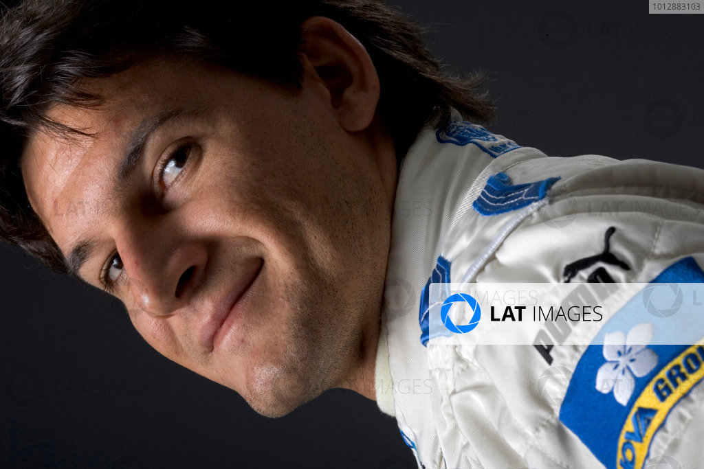 2005 GP2 Drivers Photo Shoot.