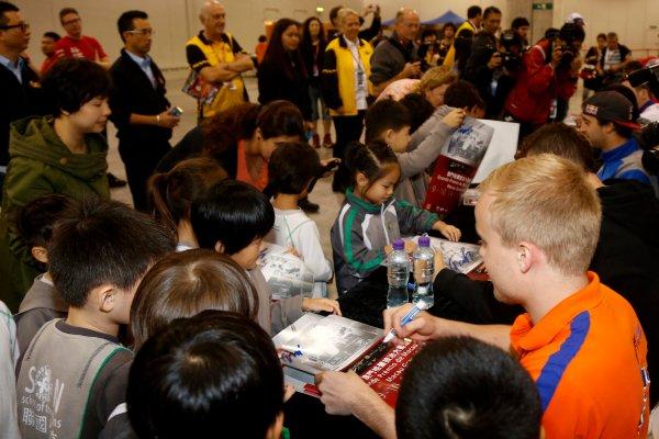 2013 Macau Formula 3 Grand Prix Circuit de Guia, Macau, China 13th - 17th November 2013  Felix Rosenqvist (SWE) GR Asia with Mucke Dallara Mercedes World Copyright: XPB Images / LAT Photographic  ref: Digital Image 2913513_HiRes