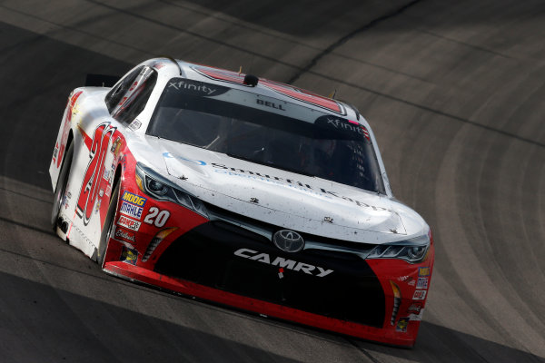 NASCAR Xfinity Series Boyd Gaming 300 Las Vegas Motor Speedway, Las Vegas, NV USA Saturday 3 March 2018 Christopher Bell, Joe Gibbs Racing, Toyota Camry Rheem-Smurfit Kappa World Copyright: Lesley Ann Miller LAT Images