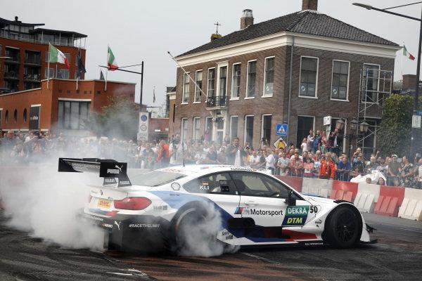 Jens Klingmann, BMW M4 DTM.